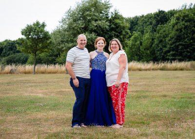 Blandford School Prom Photo Shoot-21