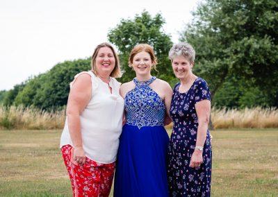 Blandford School Prom Photo Shoot-26