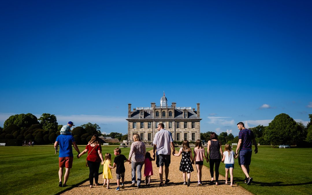 Kingston Lacy Family Session