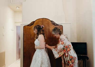 Athelhampton House Wedding-12