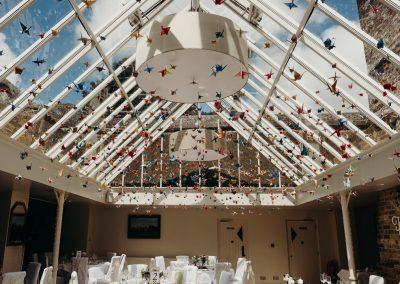 Athelhampton House Wedding-15