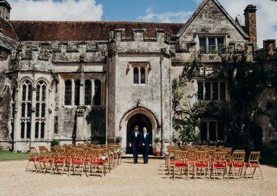 Athelhampton House Wedding-18