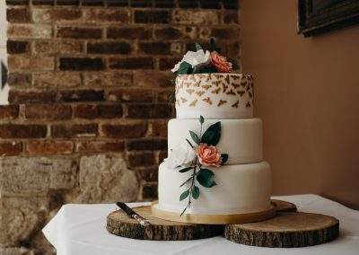 Athelhampton House Wedding-19