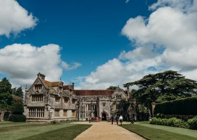 Athelhampton House Wedding-21