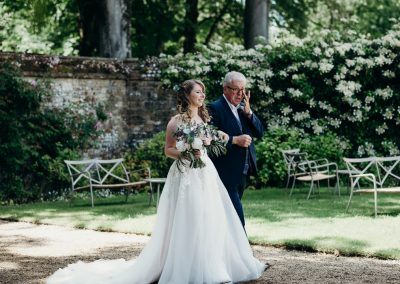 Athelhampton House Wedding-23