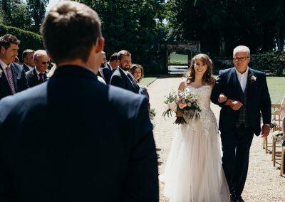 Athelhampton House Wedding-24