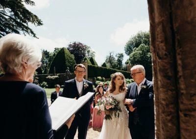 Athelhampton House Wedding-25