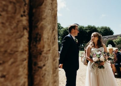 Athelhampton House Wedding-26