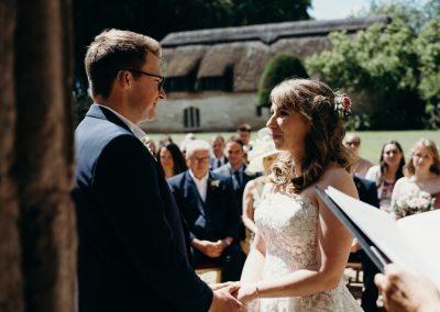 Athelhampton House Wedding-27