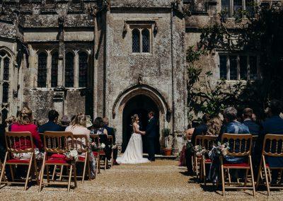 Athelhampton House Wedding-28