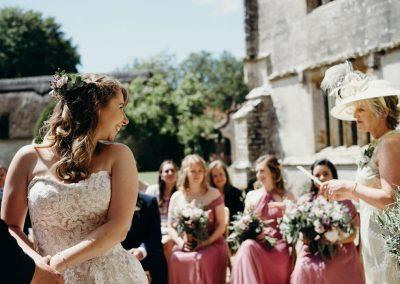 Athelhampton House Wedding-29
