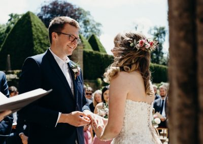 Athelhampton House Wedding-30