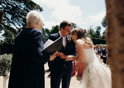 Athelhampton House Wedding-31
