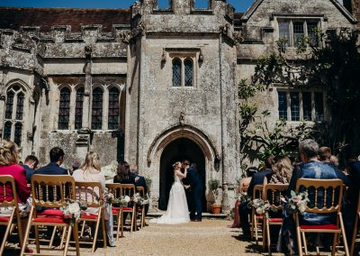 Athelhampton House Wedding-32