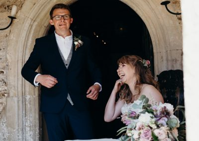 Athelhampton House Wedding-33