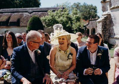 Athelhampton House Wedding-34
