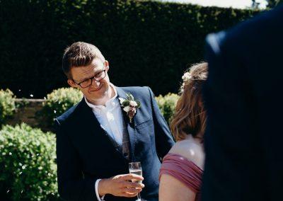 Athelhampton House Wedding-35