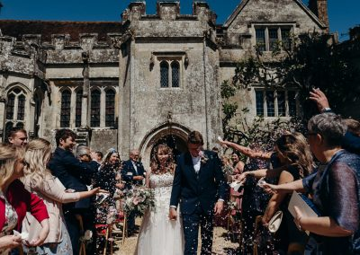 Athelhampton House Wedding-36