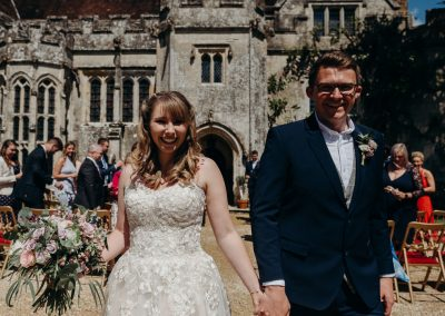 Athelhampton House Wedding-37