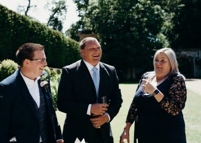 Athelhampton House Wedding-38
