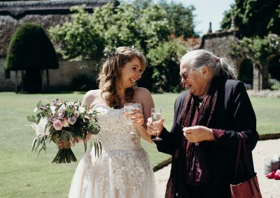 Athelhampton House Wedding-39