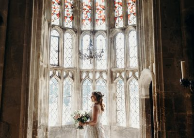 Athelhampton House Wedding-40