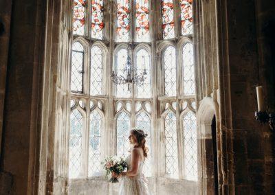 Athelhampton House Wedding-40