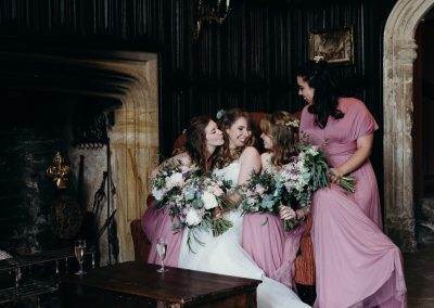 Athelhampton House Wedding-41