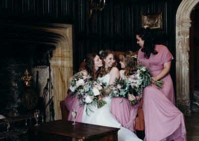 Athelhampton House Wedding-41