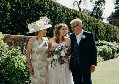 Athelhampton House Wedding-43