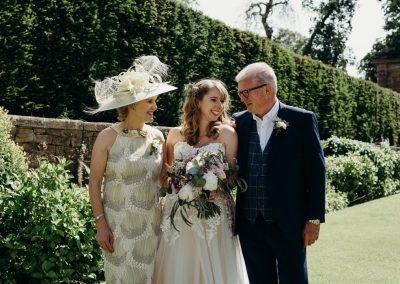 Athelhampton House Wedding-43