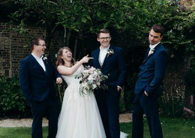 Athelhampton House Wedding-45