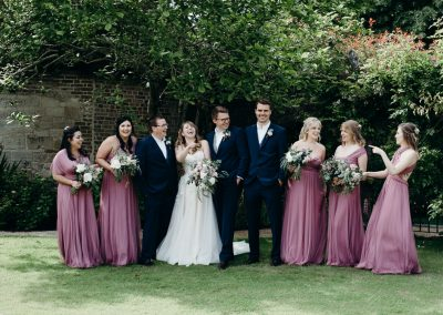 Athelhampton House Wedding-46