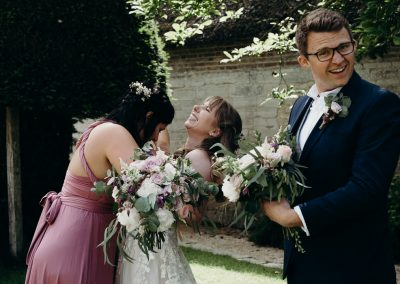 Athelhampton House Wedding-47