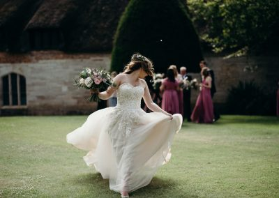 Athelhampton House Wedding-48