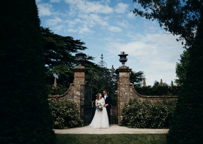Athelhampton House Wedding-49
