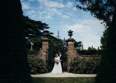 Athelhampton House Wedding-49
