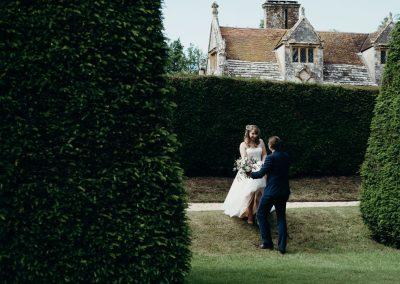 Athelhampton House Wedding-50