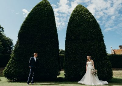 Athelhampton House Wedding-51
