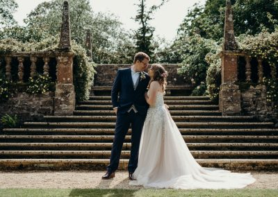 Athelhampton House Wedding-52