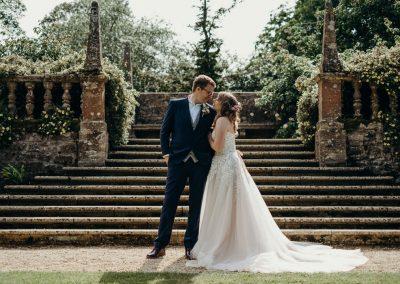 Athelhampton House Wedding-52