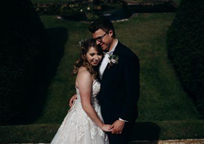 Athelhampton House Wedding-54