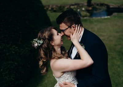 Athelhampton House Wedding-55