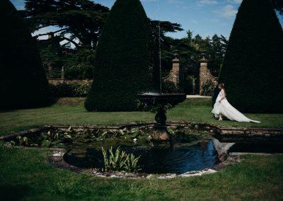 Athelhampton House Wedding-56