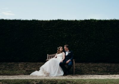 Athelhampton House Wedding-57