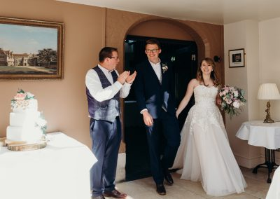 Athelhampton House Wedding-58