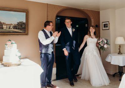 Athelhampton House Wedding-58