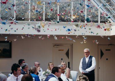 Athelhampton House Wedding-59