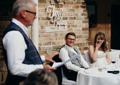 Athelhampton House Wedding-60