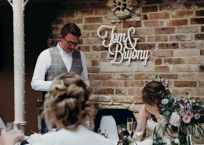 Athelhampton House Wedding-62